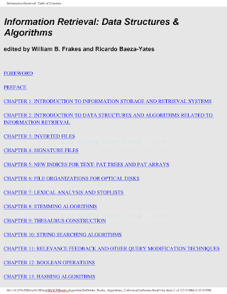 0134638379 {809B118B} Information Retrieval_ Data Structures and Algorithms [Frakes _ Baeza-Yates 1992-06-22].pdf