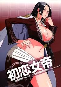 (C75) [Abradeli Kami (Bobobo)] Abura Shoukami Tsukane No.04 Hatsukoi Jotei | First Love Empress (One Piece) [English] [sandwhale + Kaya83]