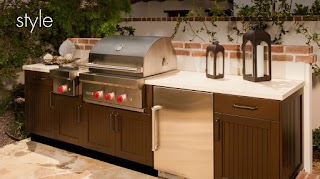 Photos of Outdoor Kitchens Luxury Brown Jordan