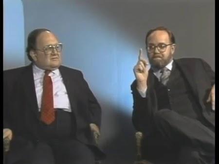 Direct Line (Bonnie Englebardt Introduction) [Leon Interviews] with Daniel Bloch and Sheldon Engelmayer (Original Airdate 11/13/1988)