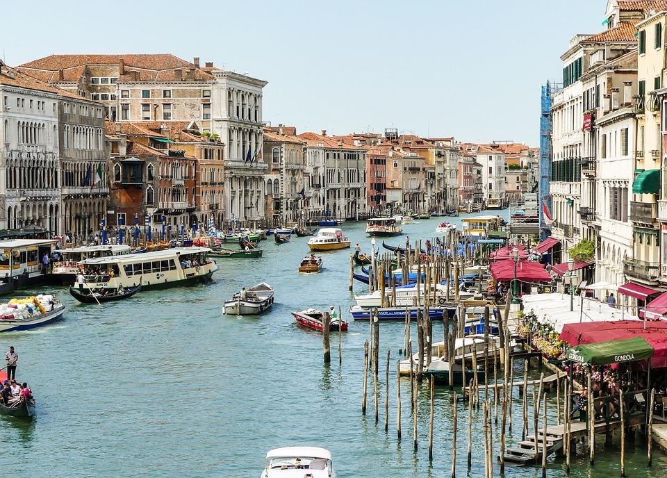 Cette année c'est Venise ! Du 30/09 au 4/10