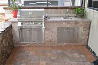 Orlando Outdoor Kitchens Living Sanford Patios Pergolas Clermont Fireplaces