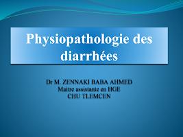 Physiopathologie des diarrhées.pptx