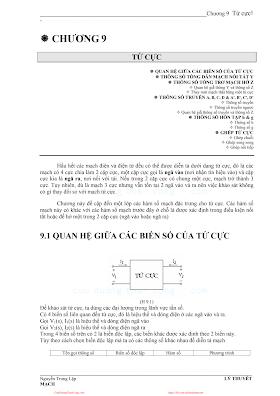 ly thuyet mach dien_Chuong9_Tu cuc.pdf