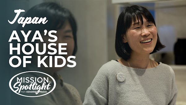 Weekly Mission Video - Aya's House of Kids