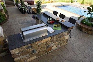 L Shaped Outdoor Kitchen Googe Search Patio