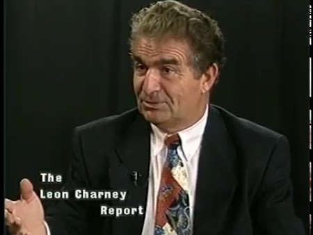 "Michael Bar-Zohar with Book ""Beyond Hitler's Grasp"" (Original Airdate 12/20/1998)"