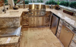 Countertops for Outdoor Kitchens Best Kitchen Compared Countertop Specialty