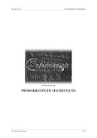 Exercices - Probabilitées et statistiques.pdf