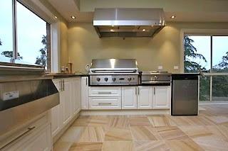Outdoor Kitchens Melbourne Australia Alfresco Grandview Kitchen