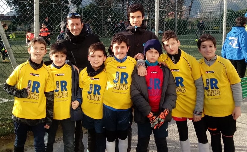 Junior a Napoli per il Campionato Calcetto Club