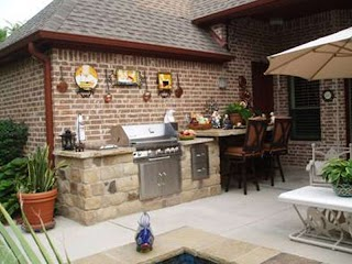 Outdoor Kitchens for Small Spaces Kitchen Space Kitchen Space