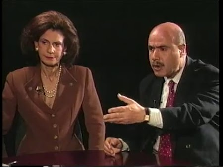 Lally Weymouth and Rahman Hassan Abdel (Original Airdate 3/10/1996)