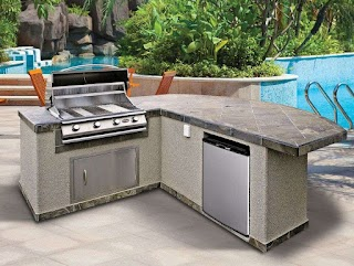 Prefabricated Outdoor Kitchen Islands Prefab Island Frames Tedxoakville Home Blog Very