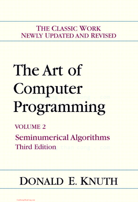 0201896842 {026A8687} The Art of Computer Programming (vol. 2_ Seminumerical Algorithms) (3rd ed.) [Knuth 1997-11-14].pdf