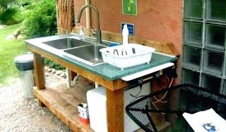 Outdoor Kitchen Sink Ideas Dkoralco