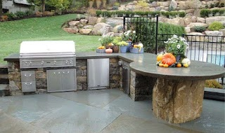 Outdoor Kitchen Cabinets Lowes Inspiration For