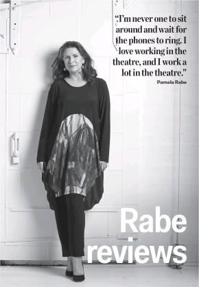 Pamela Rabe - The Saturday Paper
