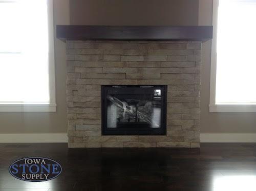 Eldorado Birch Ledgecut33 Fireplace 002