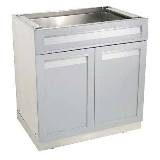 Outdoor Kitchen Storage Cabinets The Home Depot