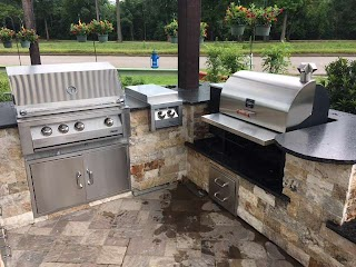 Outdoor Kitchen and Grills S Pitts Spitts Smokers