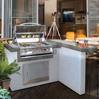 Outdoor Bbq Kitchens Youll Love Wayfair