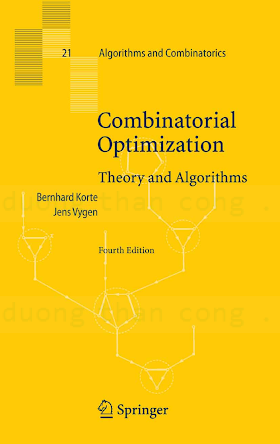 3540718435 {11A800AA} Combinatorial Optimization_ Theory and Algorithms (4th ed.) [Korte _ Vygen 2007-11-29].pdf