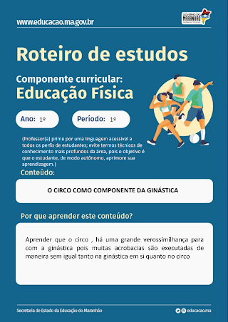 O CIRCO COMO COMPONENTE DA GINÁSTICA