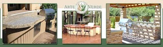 Outdoor Kitchens Phoenix Bbq Islands Scottsdale Arte Verde