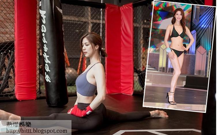 陳曉華做運動極速搣脂,要回復選美時完美身形。