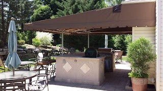 Outdoor Kitchen Canopy Design Ideas Pictures