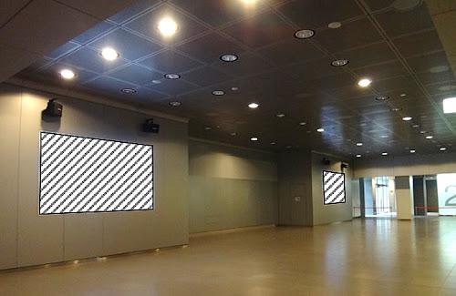 札幌駅前地下歩行空間 (チカホ)サイネージ