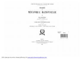 Traité de Mécanique Rationelle.pdf