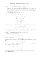 4-Exercices - Formules de Taylor corrigé.pdf