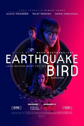 Earthquake Bird Poster