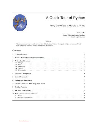 A Quick Tour of Python.pdf