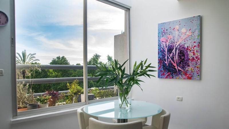למכירה דירת דופלקס גג ברובע הדר 4,5 חדרים