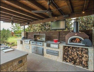 Average Cost of Outdoor Kitchen Lovely Summer Designs Unique