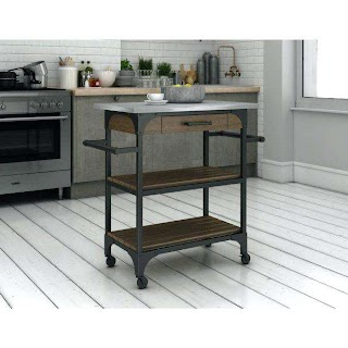Outdoor Kitchen Storage Cart Small Target Island In