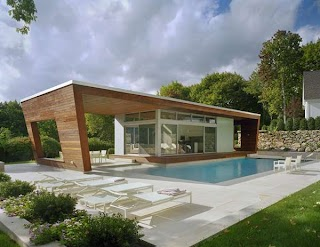 House Plans with Pools and Outdoor Kitchens Kitchen Amazing Modern Style Wooden Accent