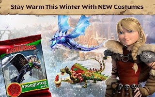 Dragons: Rise of Berk Mod Apk 1.52.7 [Unlimited Money]