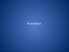 acoustique.pptx
