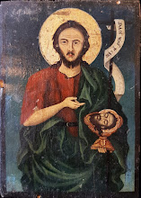 "Icoana ""Sf. Ioan Botezatorul"""