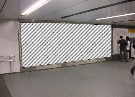 東横線 渋谷ビッグ8