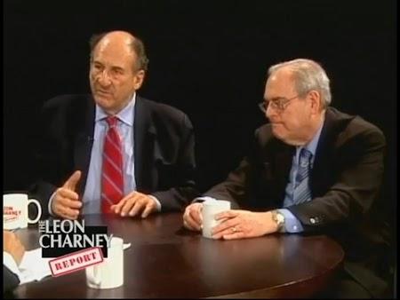 Robert Lenzner and Stewart Ain (Original Airdate 12/21/2008)
