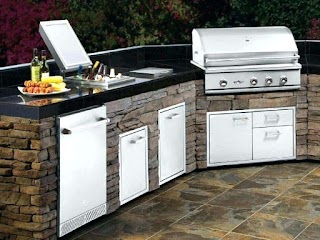 Outdoor Kitchen Grill Insert Cabinet Whatsupbroco