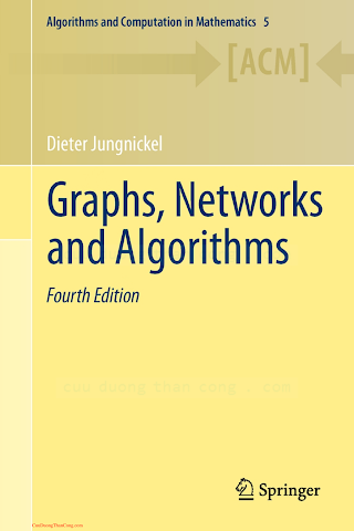 3642322778 {313644E0} Graphs, Networks and Algorithms (4th ed.) [Jungnickel 2012-11-09].pdf