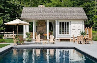 House Plans with Pools and Outdoor Kitchens Kitchen Small Modern Wood Furniture