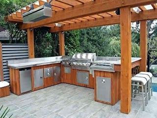 Prefab Outdoor Kitchen Kits Modular Modular