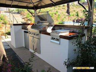 California Outdoor Kitchens Roseville Kitchengpt Construction